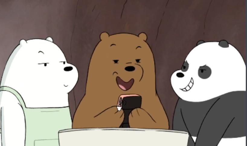 可爱小熊猫厨师图片