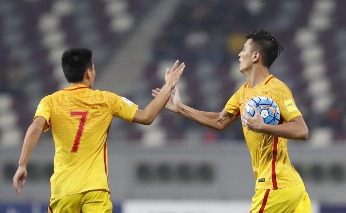 中国vs卡塔尔视频直播回放下载(国足对卡塔尔
