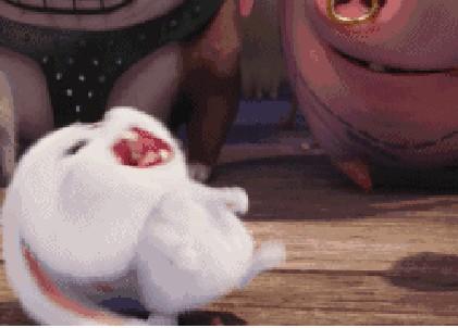 爱宠大图表萌兔子动青蛙情下载捉机密片段图片