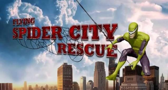 蜘蛛侠城市救援安卓版