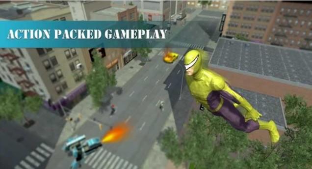 蜘蛛侠城市救援手机版