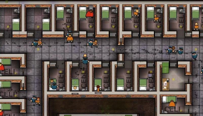 Prison Architect Mac特别版
