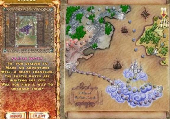 幻想七大陆英文版下载(精美的拼图游戏) v1.0 P