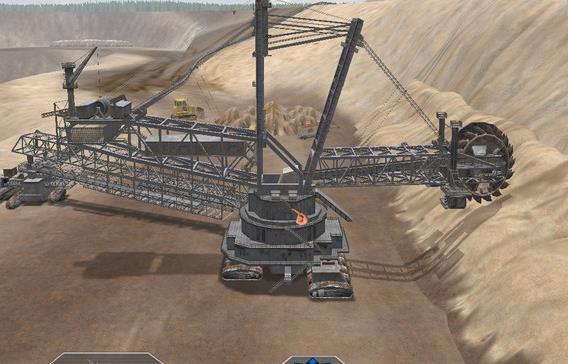 挖掘机模拟游戏下载