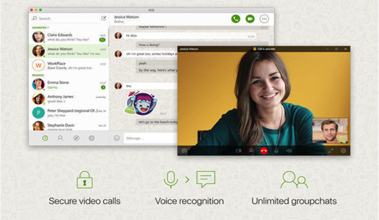 ICQ for Mac