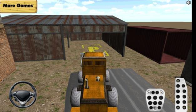 挖掘机停靠手游(模拟驾驶类游戏) v1.1 安卓版