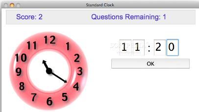 FRS Clocks and Time苹果电脑版界面