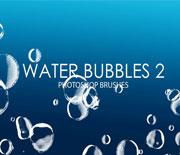 15个高质量水中气泡笔刷