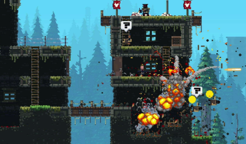 BroForce Mac版