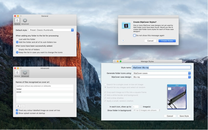 Add Folder Icons Mac版