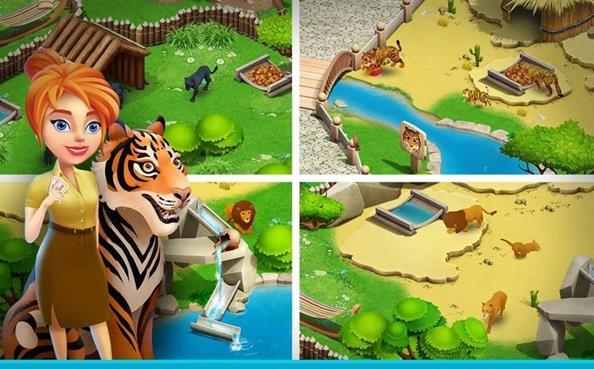 家庭动物园中文版