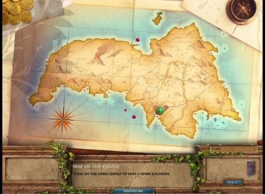 Jewel Quest Mysteries for Mac界面