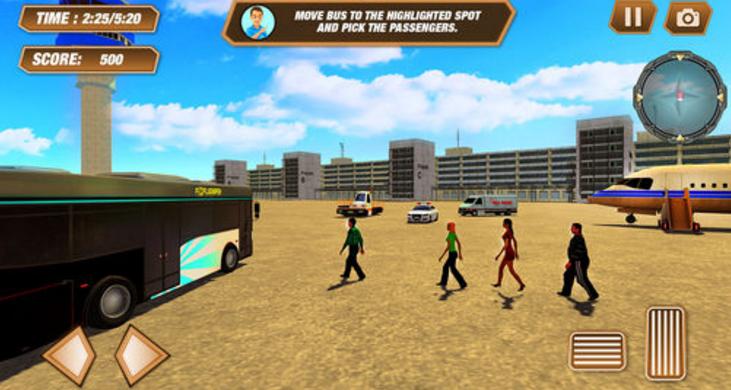 飞机停机场机场2018手游ipad版(模拟经营游戏) v1.0 ios版