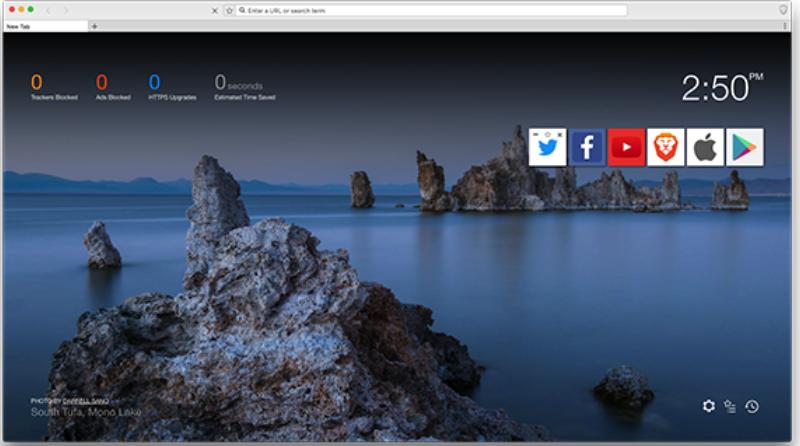 Brave浏览器 Mac版特点