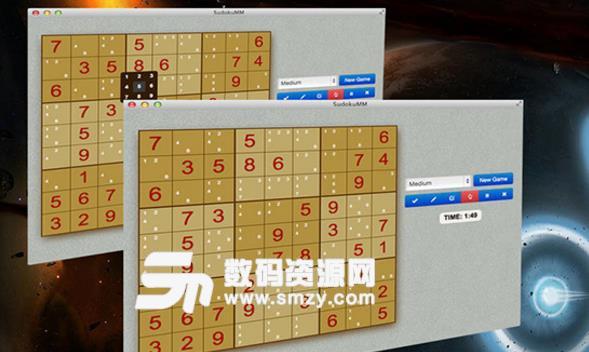 SudokuMM for Mac