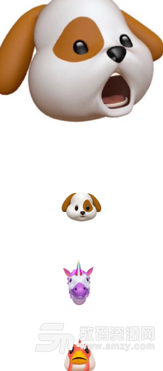 iphonex狗狗表情包(qq表情) v1.0 高清版