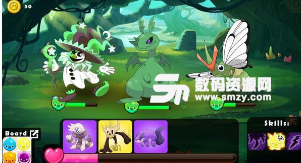 可爱怪物斗技场电脑版(角色扮演游戏) v1.0.0 免费版