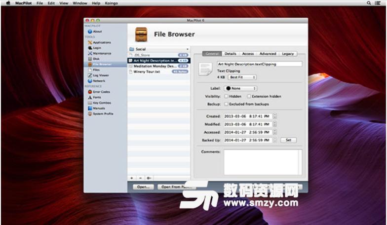 MacPilot 9 mac版特点