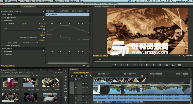 Adobe Premiere Pro CC 2018 Mac版下载