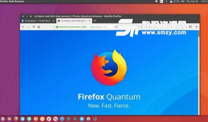 Mozilla Firefox Quantum 57
