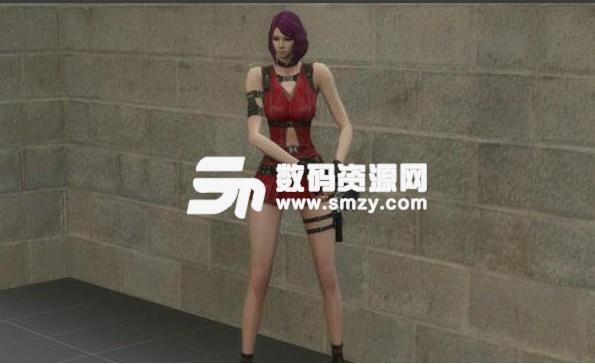 求生之路2穿越火线邓紫棋人物MOD下载 求生之路2人物补丁 最新版