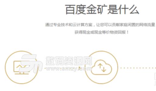 百度金矿ios版v1.0 苹果手机版