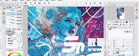 优动漫 paint for Mac