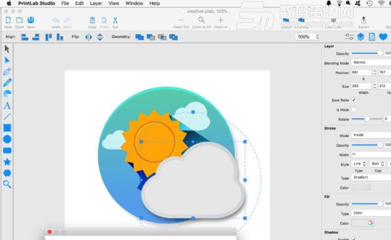 PrintLab Studio 3 Mac完美版特色