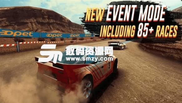 拉力赛车EVO手机版图片