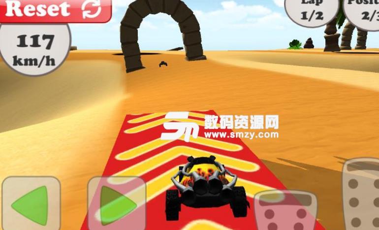 越野车拉力赛3D手机版