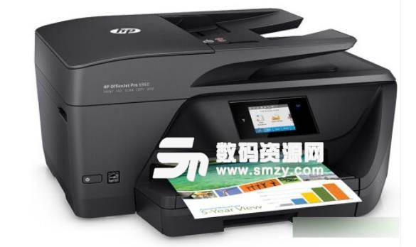 惠普6960打印机驱动工具图片