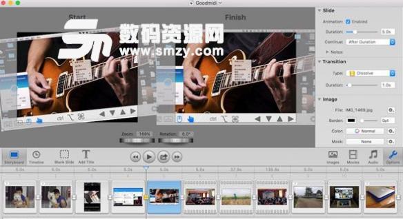 ==Boinx FotoMagico Pro Mac版特色