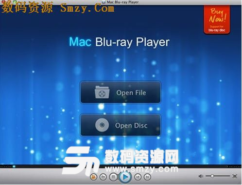Mac Bluray Player for Mac