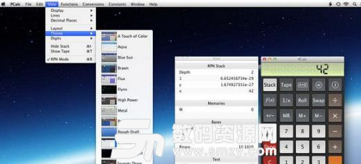 PCalc 破解版下载|PCalc Mac版下载(科学计算器) v4 3 完美版
