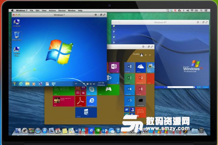 Parallels Desktop虚拟机完全卸载教程特点