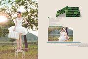婚纱照设计模板