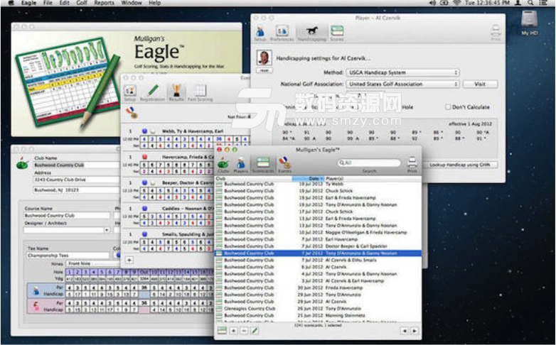 Eagle Mac版特色
