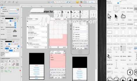 visualdesigner pro for mac (图表绘制软件) v4.4 最新破解版