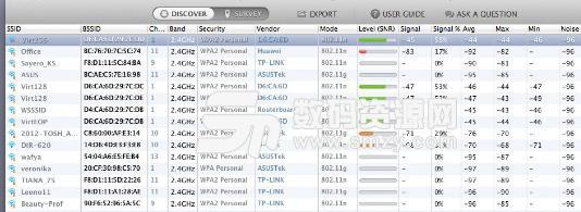 NetSpot苹果电脑版