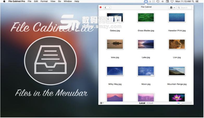 File Cabinet Pro Mac版特色