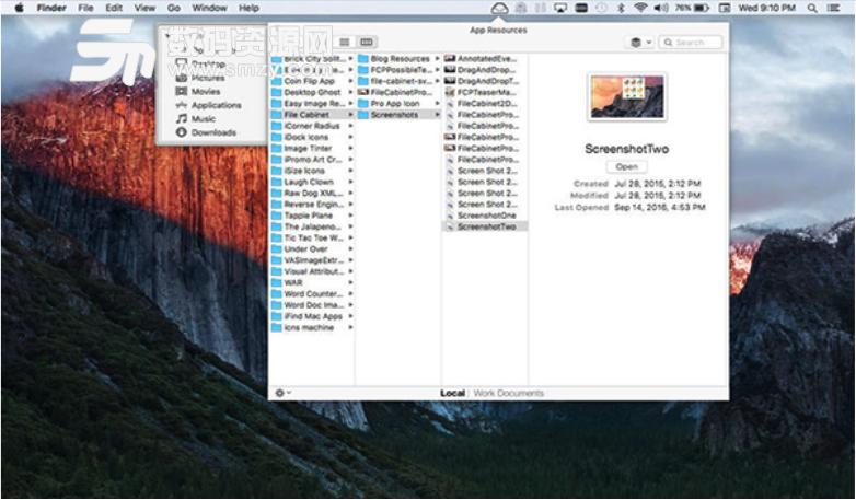 File Cabinet Pro Mac版特点