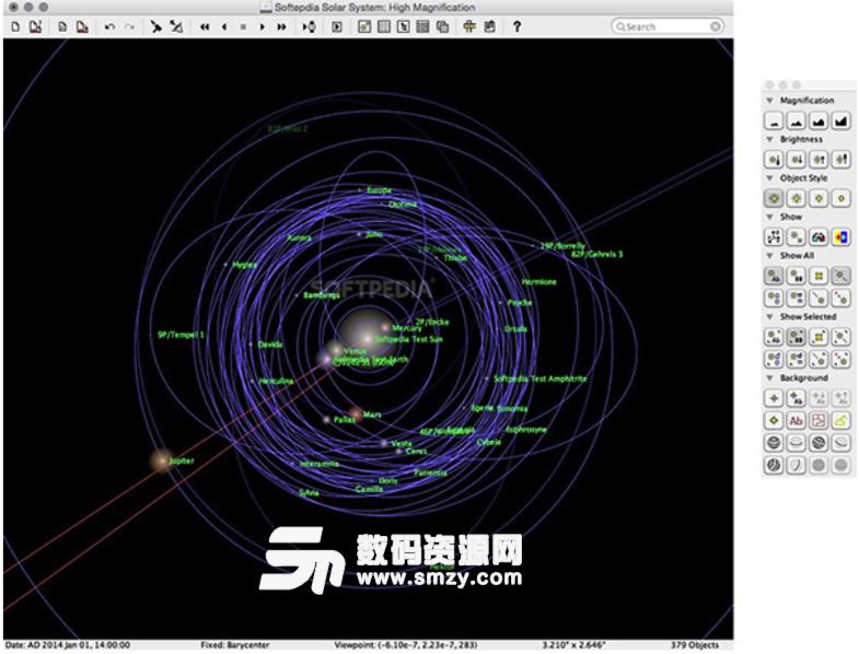 AstroGrav Mac版特点
