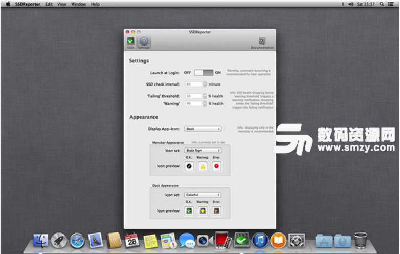 SSDReporter 苹果电脑版