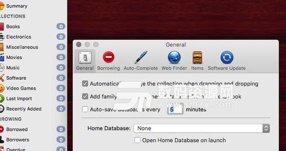 Librarian Pro苹果电脑版界面
