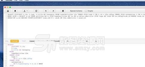 TextLab苹果电脑版特色