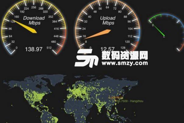 SpeedTest for Mac