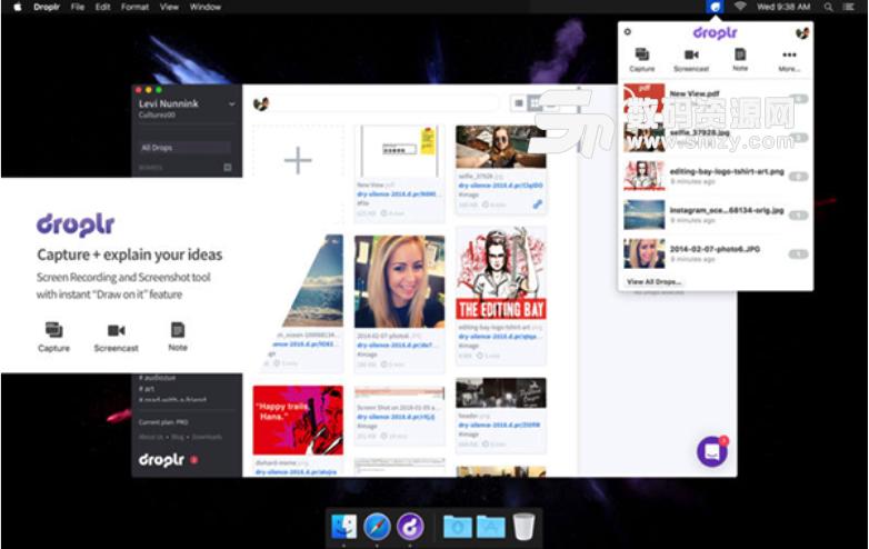 Droplr Mac最新版下载