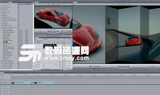 FxFactory苹果电脑版界面