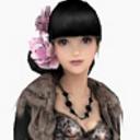 3d模型之游戲人物女整體設計模型