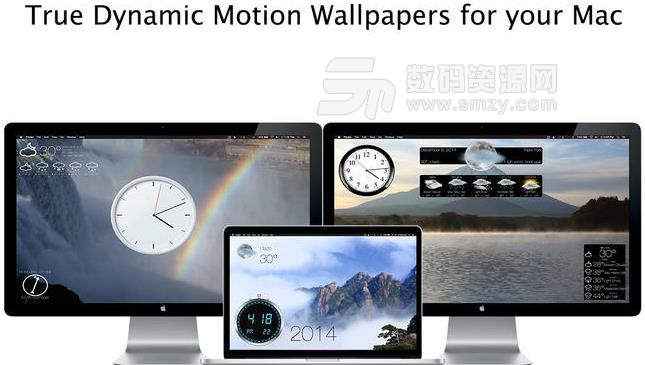 Mach Desktop for Mac界面